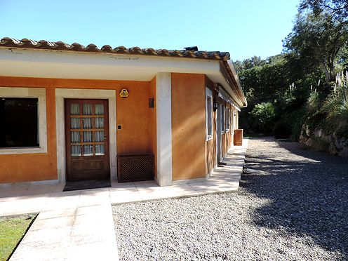 Beautiful house with large garden in Santa Cristina d'Aro