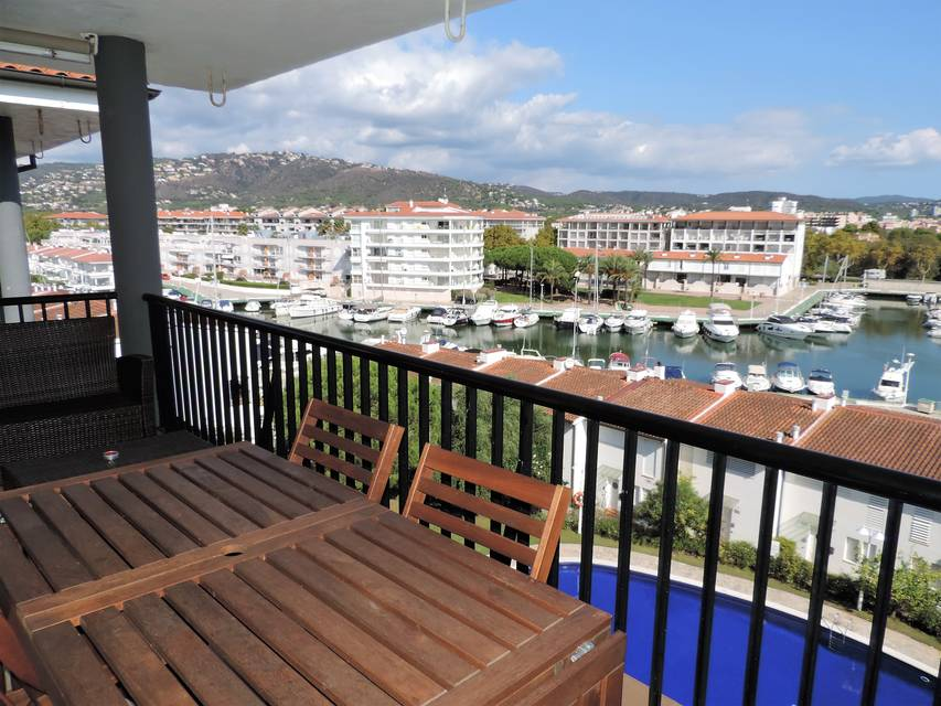 Magnificent penthouse in Marina Port d'Aro